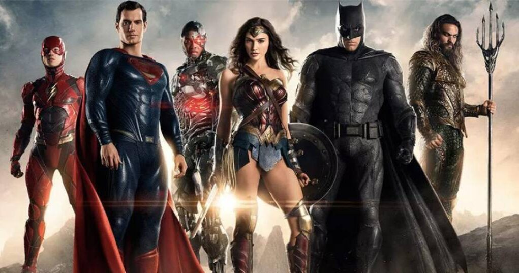 Ver películas DC
