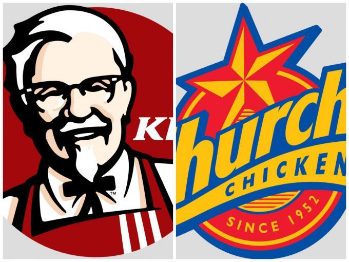 KFC y Church