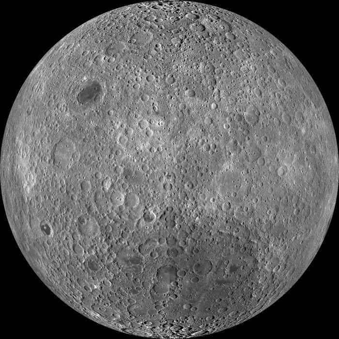 Resultado de imagen para lado oculto de la luna