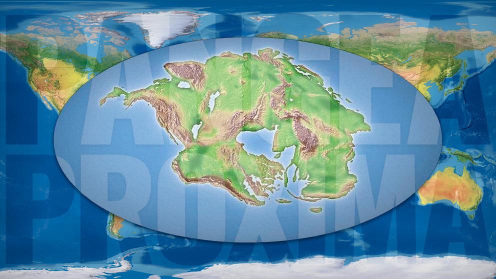 nuevo super Continente