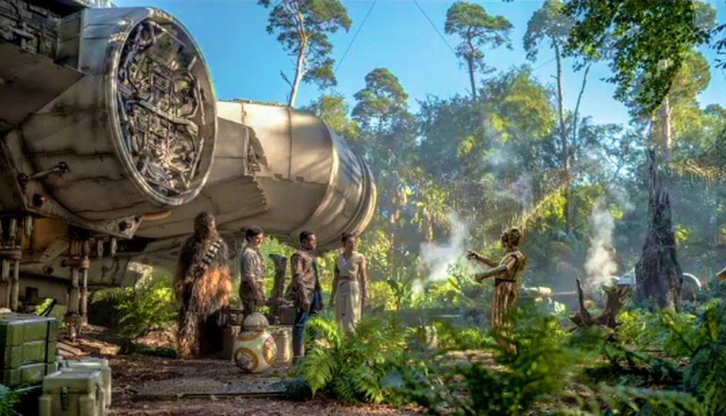 Primera imagen oficial de Star Wars Episode XI revelada en Star Wars Celebration 2019 / FOTO: Sopitas
