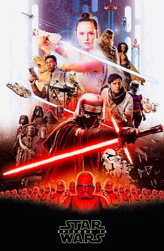 'Star Wars: Episodio IX'