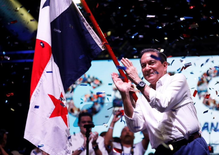 Cortizo Cohen anunció sus primeros siete ministros