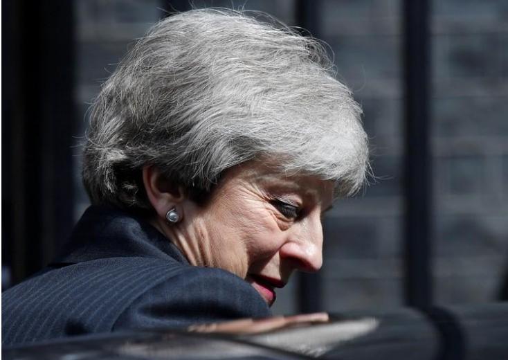 Theresa May pospone cuarta votación sobre acuerdo del brexit