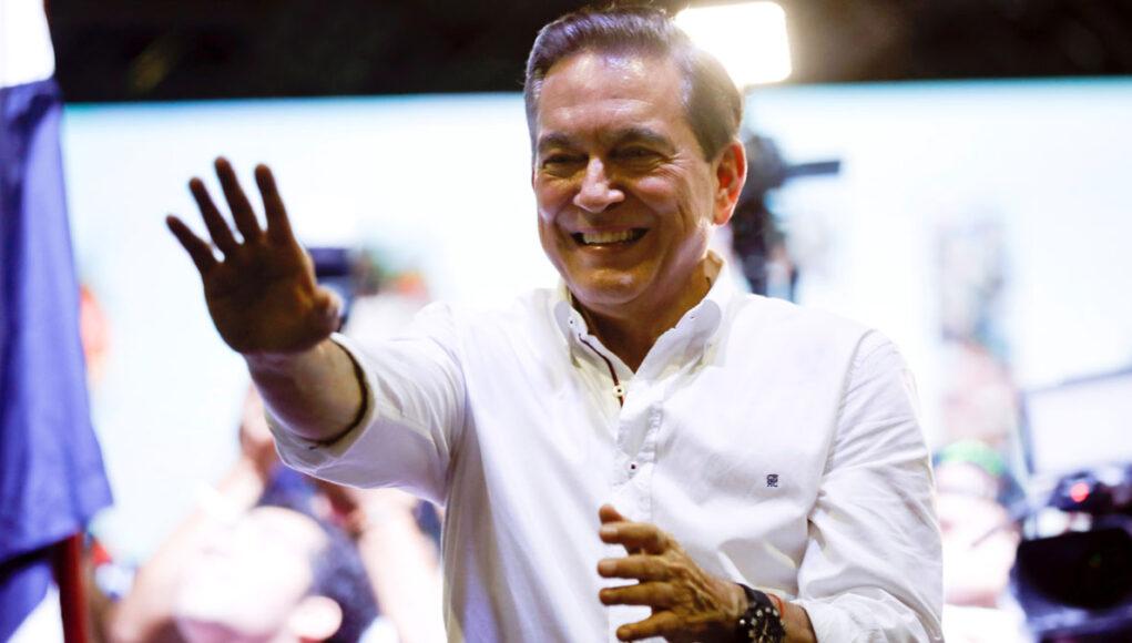 'Nito' Cortizo gana las elecciones en Panamá