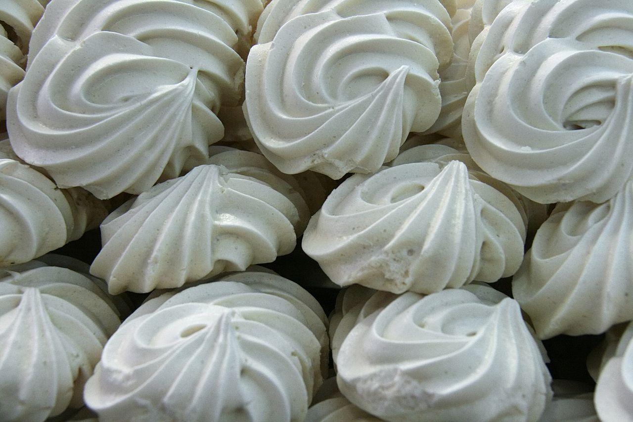 Resultado de imagen para merengue sin azucar
