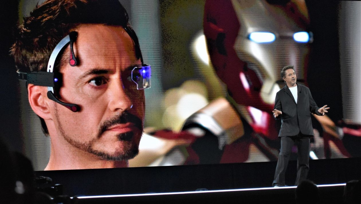 Robert Downey Jr. usará nanotecnología para limpiar al planeta