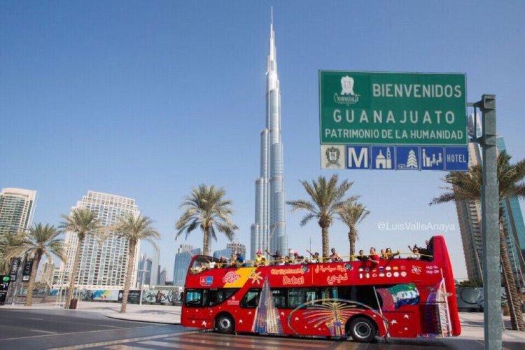 Resultado de imagen para buses turisticos en dubai