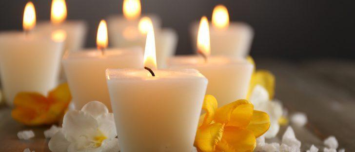 Resultado de imagen para ritual con velas blancas