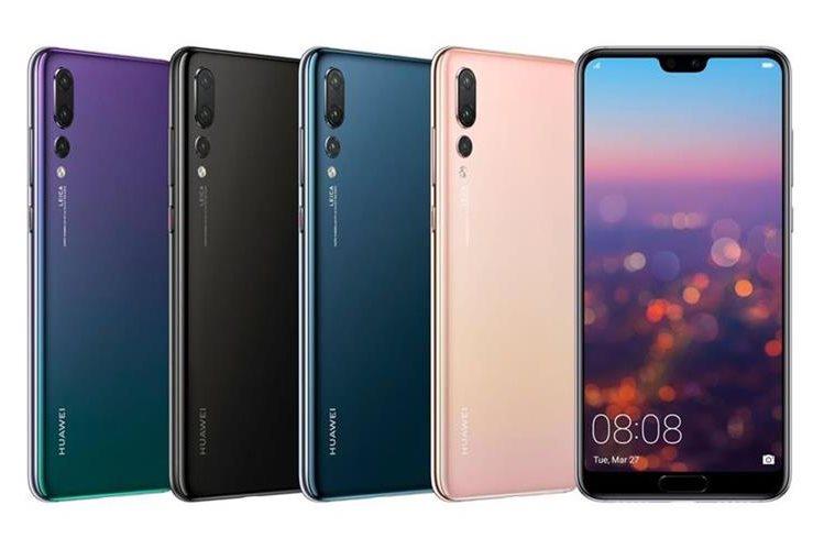 Resultado de imagen para Huawei P20 Pro