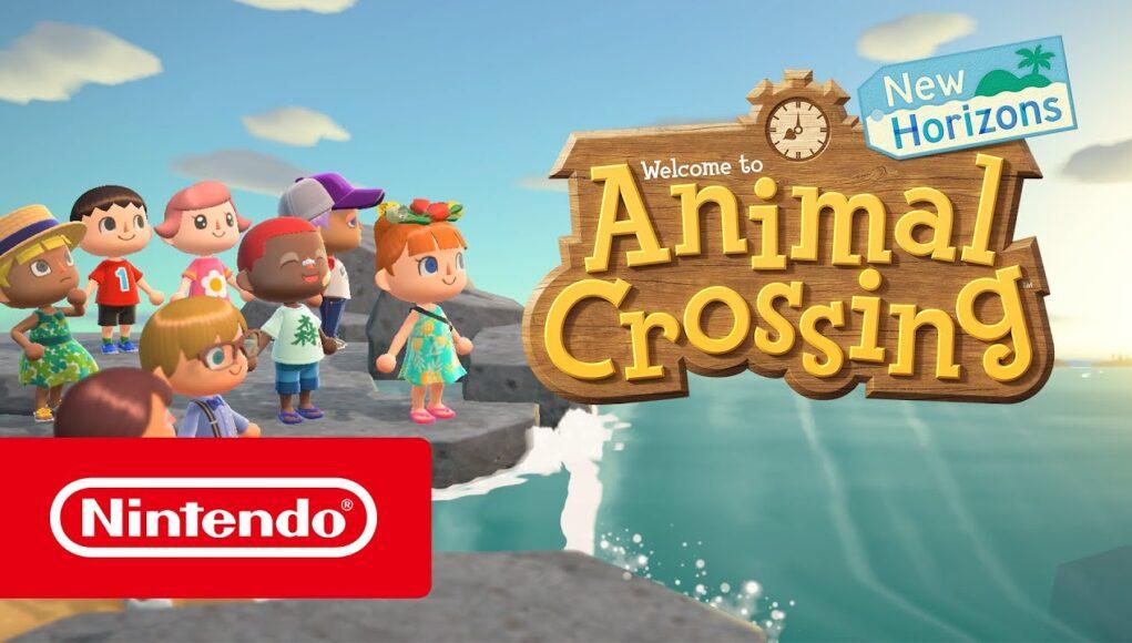 El trailer de 'Animal Crossing: New Horizons'