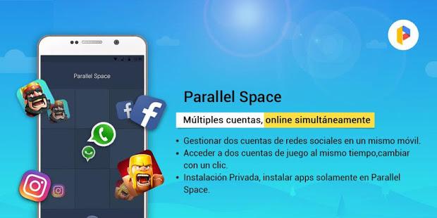 Resultado de imagen para parallel space