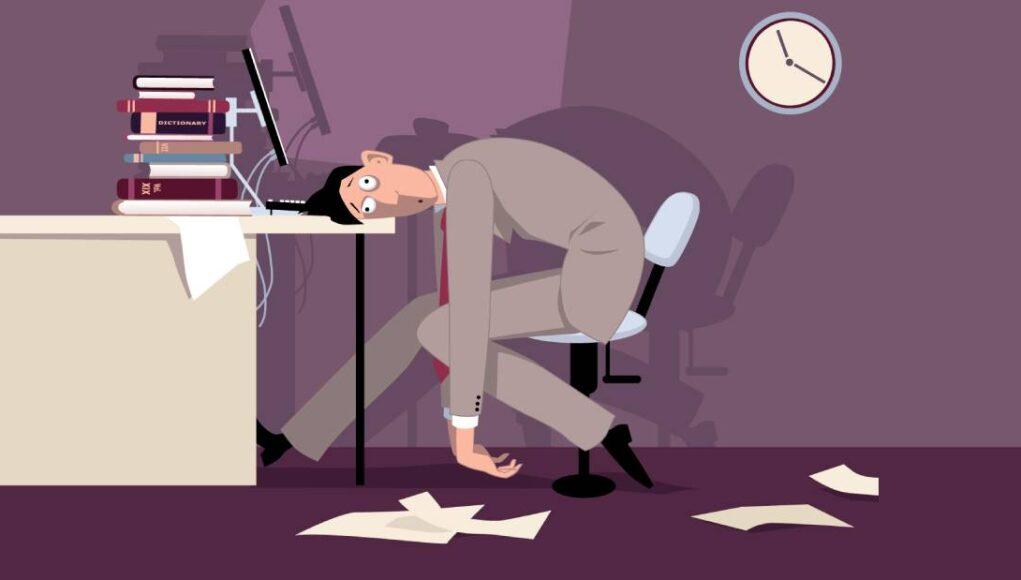 La OMS define el agotamiento laboral como condición médica