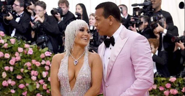 Jennifer Lopez desveló cómo le gustaría que fuera su boda con Alex Rodriguez