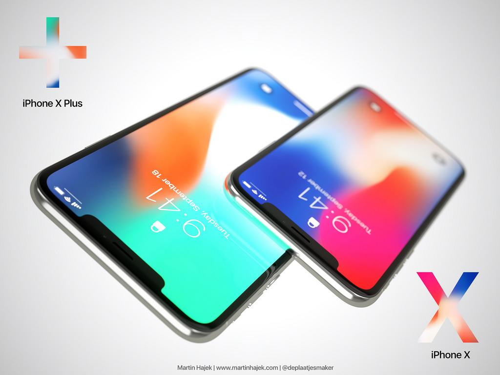 nuevo iPhone X 2018