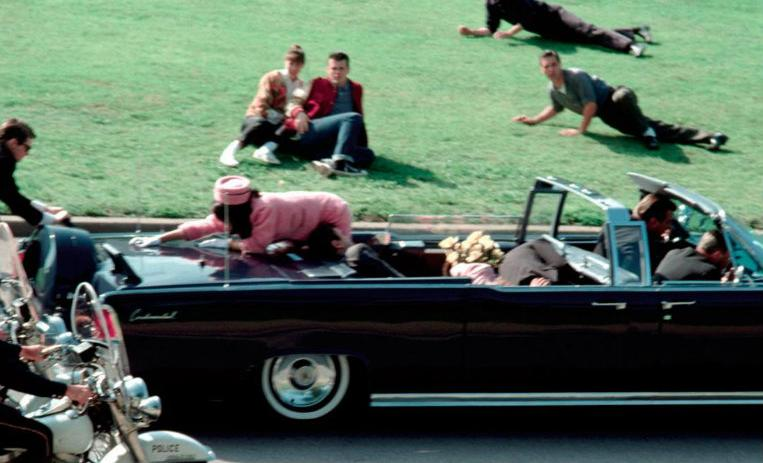 Resultado de imagen para John F. Kennedy muerte