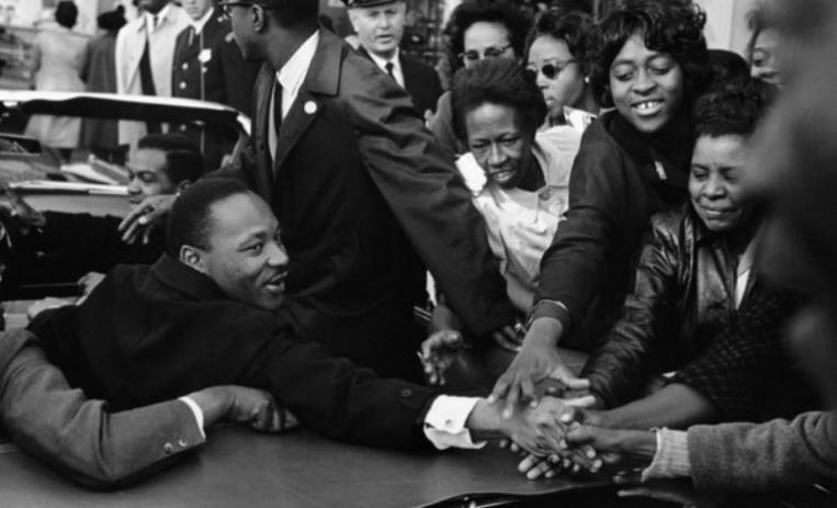 Resultado de imagen para Martín Luther King muerte
