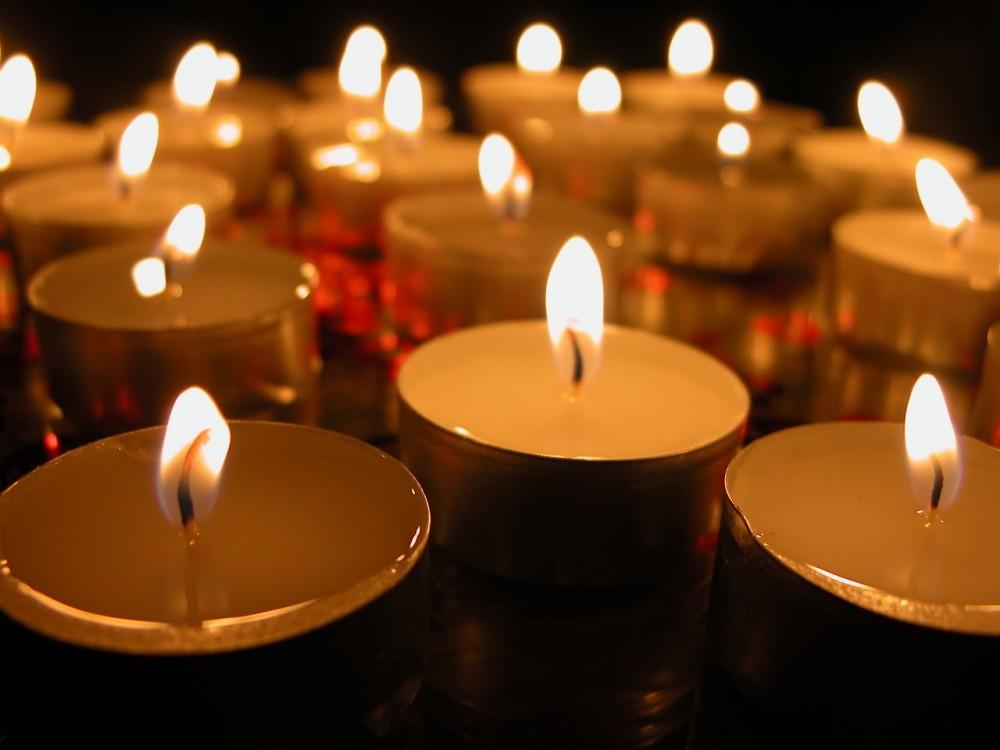 Resultado de imagen para velas encendidas