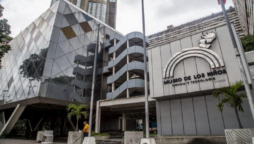 Vandalismo hizo de las suyas en el Museo de los Niños de Caracas