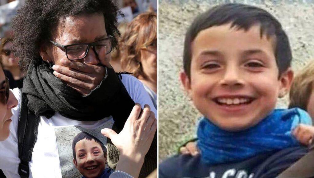 Caso del niño Gabriel Cruz