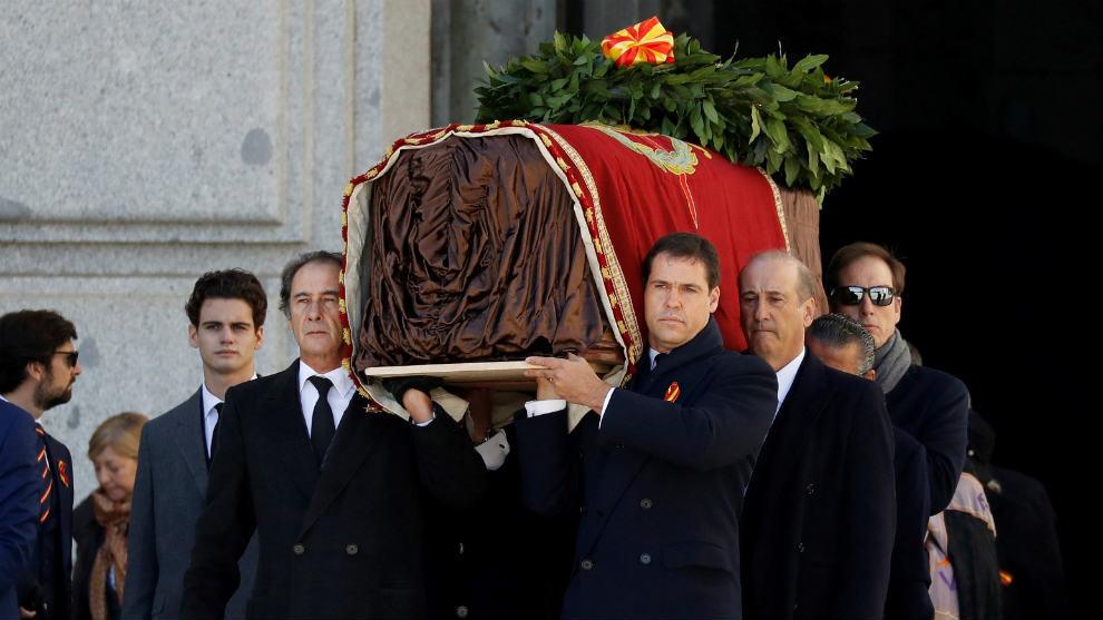 Exhuman Francisco Franco