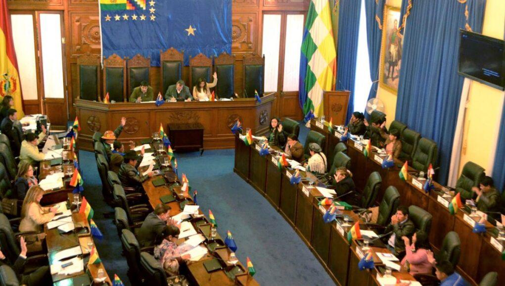 Senado de Bolivia