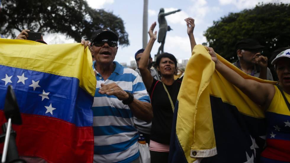 La Unión Europea considera que la solución política en Venezuela está en el respeto a la Asamblea Nacional