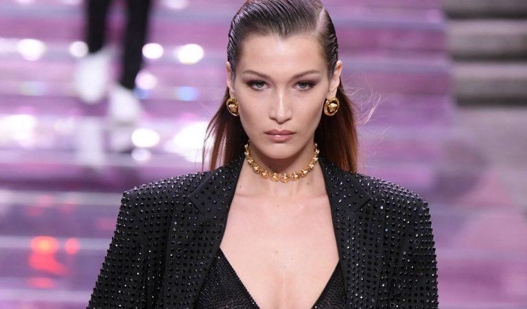 Bella Hadid asegura que inició muy temprano en el modelaje