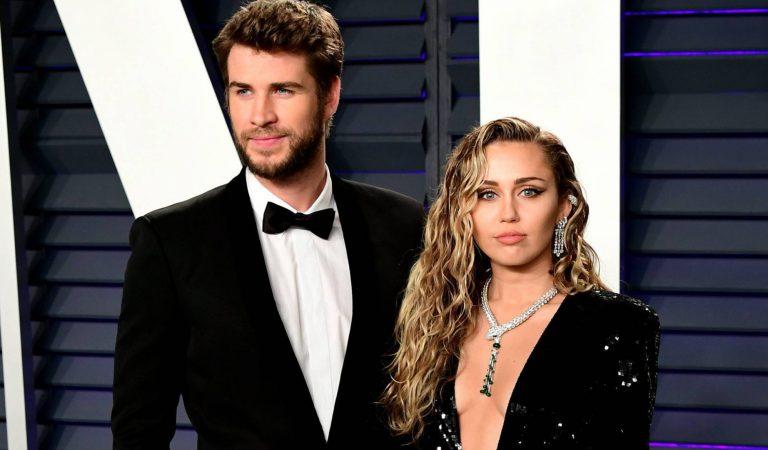 Miley Cyrus se burla de su breve matrimonio con Liam Hemsworth
