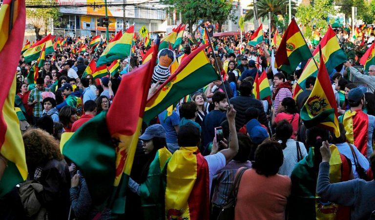 Protestas en Bolivia dejaron al menos 27 personas muertas por armas de fuego