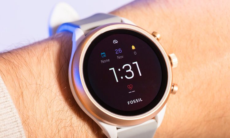 Google compró una misteriosa tecnología de la firma de relojes Fossil