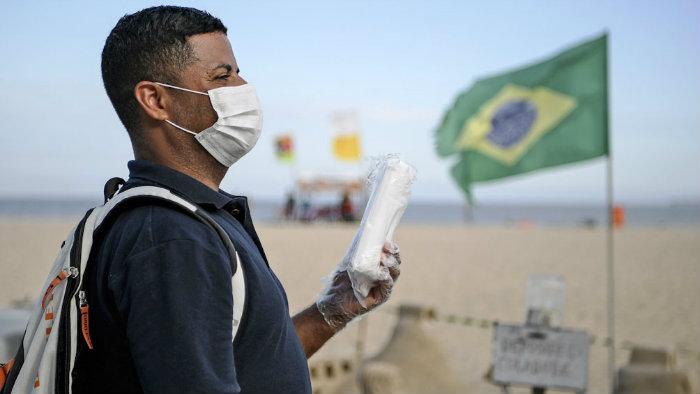 El Coronavirus en Brasil toma cuerpo con ya casi 50 muertos y 2200 infectados al tiempo que el gobierno de Bolsonaro es ineficaz para responder a la pandemia.