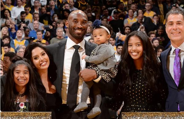 Vanessa Bryant anuncia cambio de nombre a Mamba Sports Foundation inspirada en Kobe y Gianna