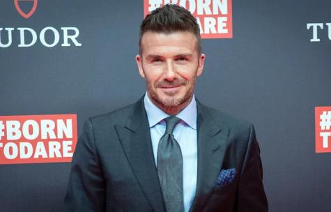 David Beckham revela que abrirá un hotel con temas de Londres con Gastropub