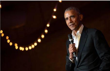 Obama dice que las mujeres son líderes 'indiscutiblemente mejores' que los hombres