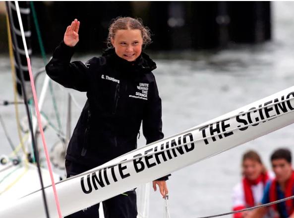 Greta Thunberg nominada al Premio Nobel de la Paz después de perder el año pasado