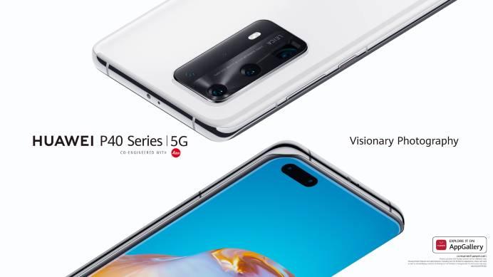 Huawei P40, P40 Pro y P40 Pro Plus son oficiales