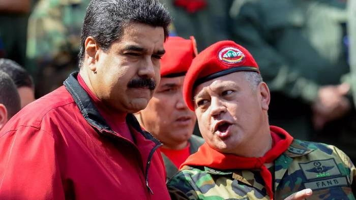 Estados Unidos acusa a régimen venezolano de narcoterrorismo y pone precio a la cabeza de Maduro y compañía