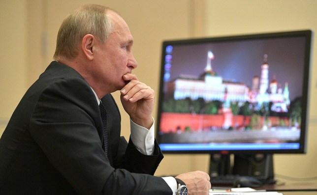 """La computadora de Putin todavía ejecuta Windows XP y """"no se ha actualizado en 5 años"""""""