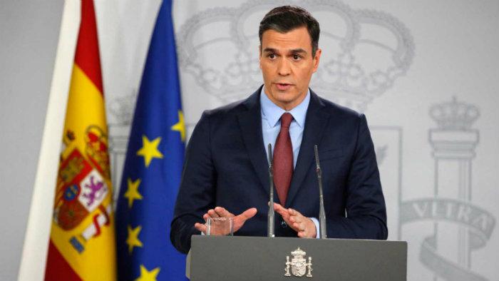 Pedro Sanchez pide ante el congreso que se prolongue el estado de alerta al tiempo que España se prepara para el colapso de su sistema sanitario