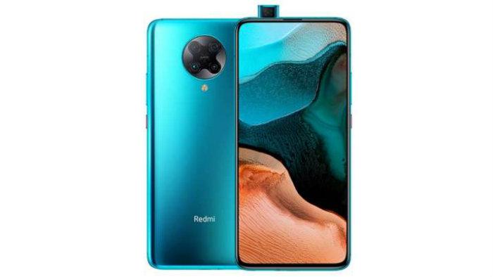 El Redmi K30 Pro 5G todo pantalla con cámara motorizada y hasta 4 sensores en la trasera en la que destaca su diseño de cristal y su plataforma redonda para albergar las lentes.