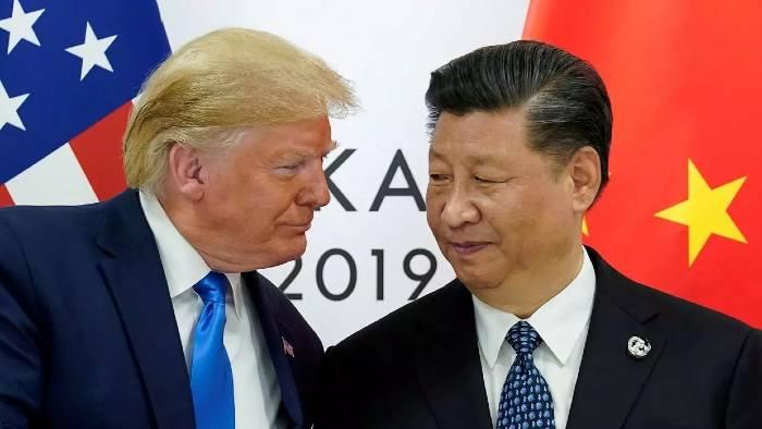 Trump ha puesto en duda la acción del gobierno de Xi Jinping con respecto al coronavirus. Se ha hablado de un posible incubrimiento de cifras de afectados en China.