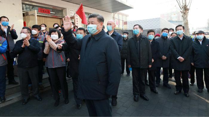 Xi Jinping visita Wuhan y anuncia la apertura de la vida comercial nuevamente en la ciudad foco del brote de la enfermedad