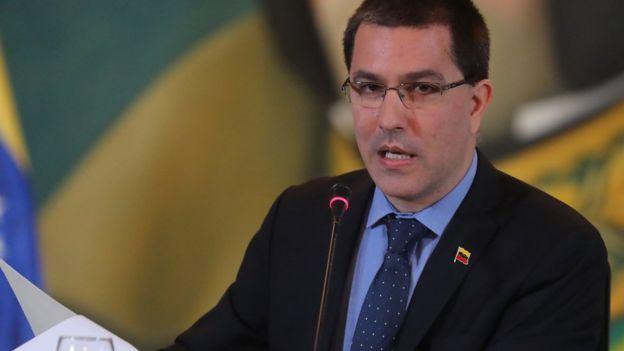 Venezuela rechaza la acusación que dio EEUU por narcotráfico a Maduro