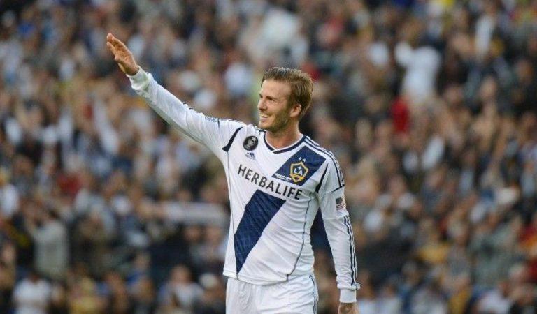 David Beckham tendrá su estatua