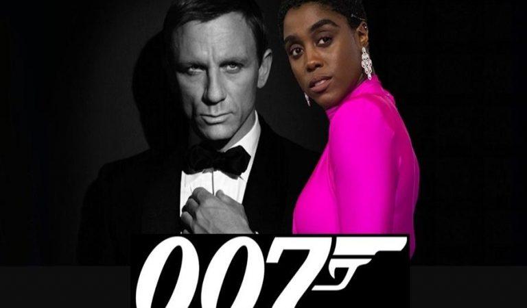 Mujer negra interpretará el papel de Bond en la nueva película