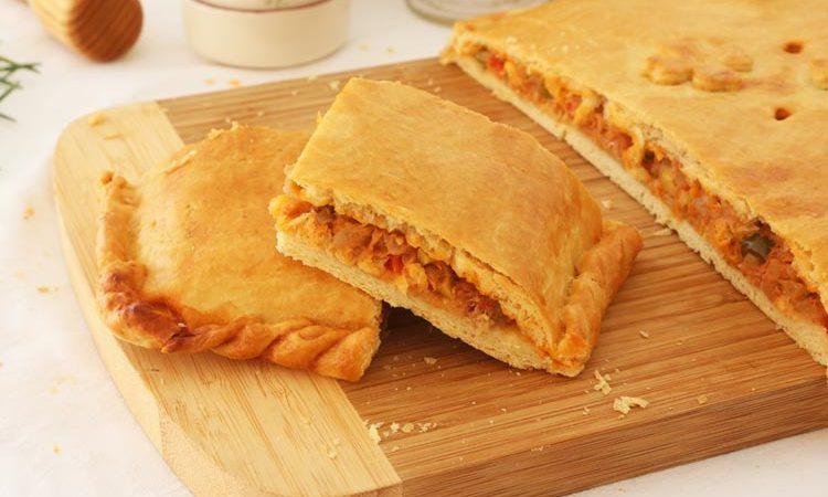 ¡Qué viva España! Aprende a preparar la Empanada Gallega