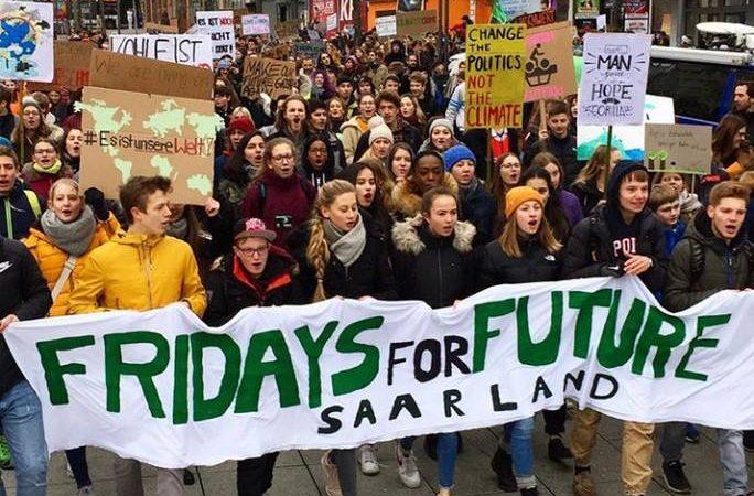"""Fridays for Future asegura que  la COP25 """"no ha servido de nada"""""""