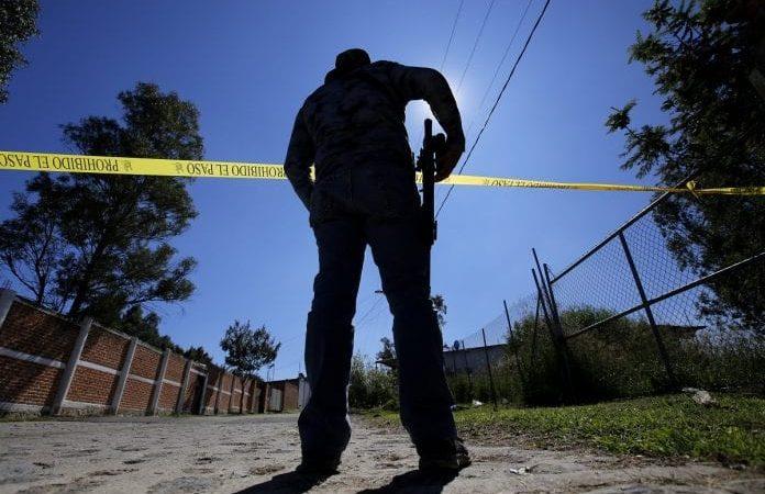 Tiroteo en el estado mexicano de Guanajuato dejó ocho personas muertas