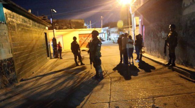 Ataque en bar del centro de México deja cinco fallecidos